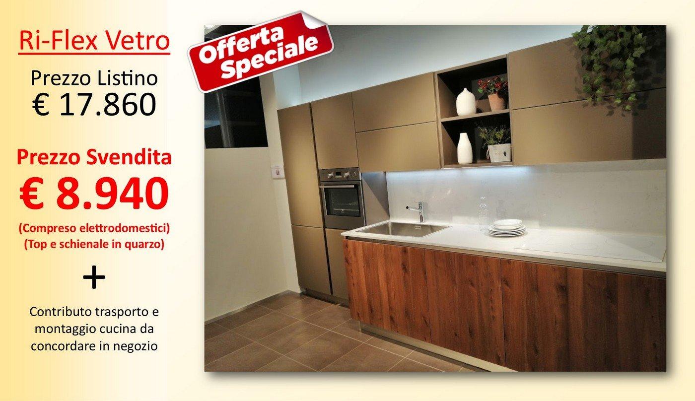 Svendita Veneta Cucine Riflex Con Sconto 50 Arredamenti Expo Web