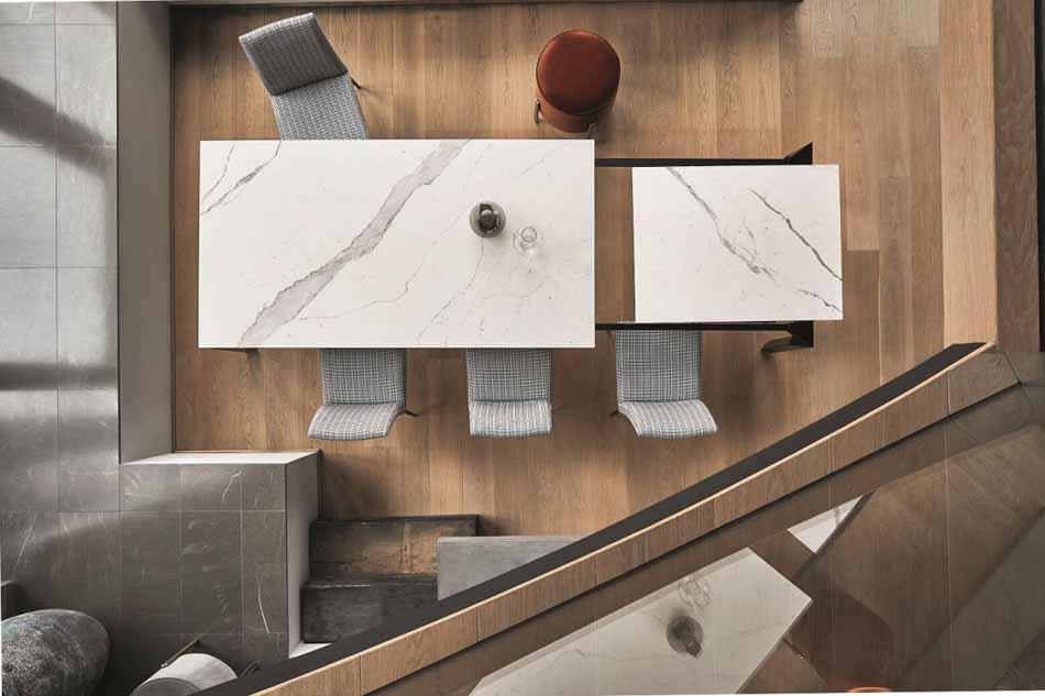 Tavoli Bontempi – 05 Mirage – Arredamenti ExpoWeb