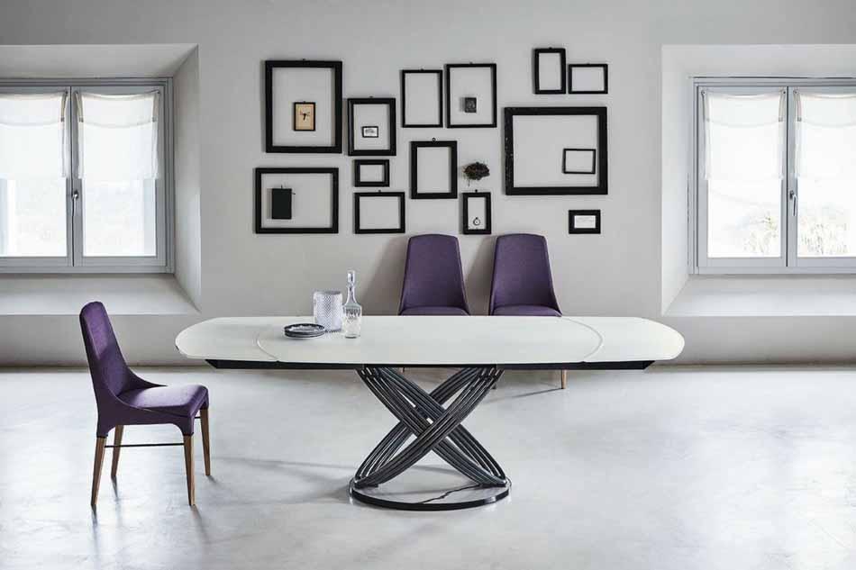 Tavoli Bontempi – 19 Fusion – Arredamenti ExpoWeb