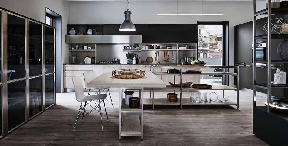 Veneta Cucine – 01 EThica – Arredamenti ExpoWeb