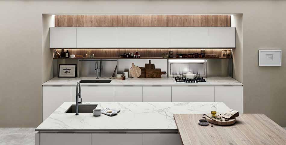 Veneta Cucine – 01 Lounge – Arredamenti ExpoWeb
