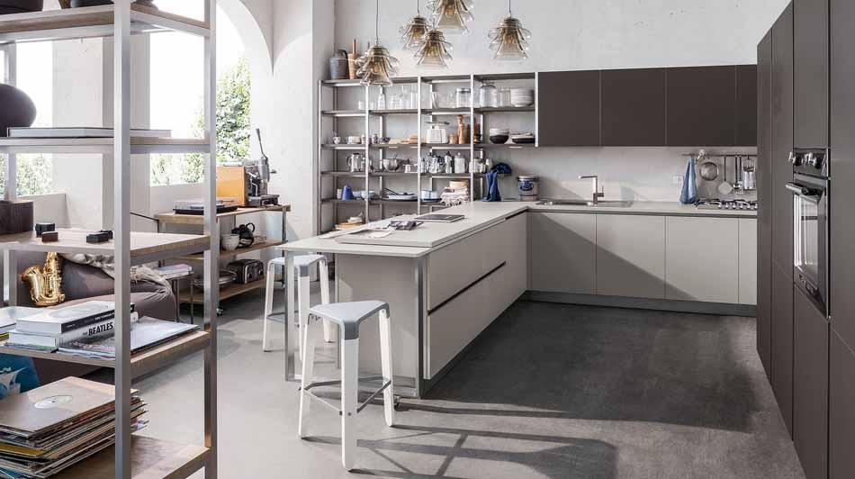 Veneta Cucine – 01 Start Time – Arredamenti ExpoWeb