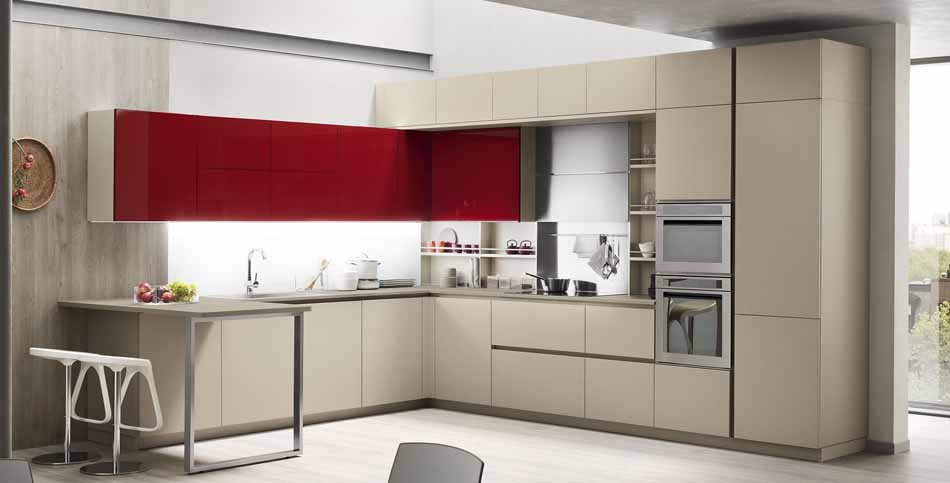 Veneta Cucine – 02 Lounge – Arredamenti ExpoWeb