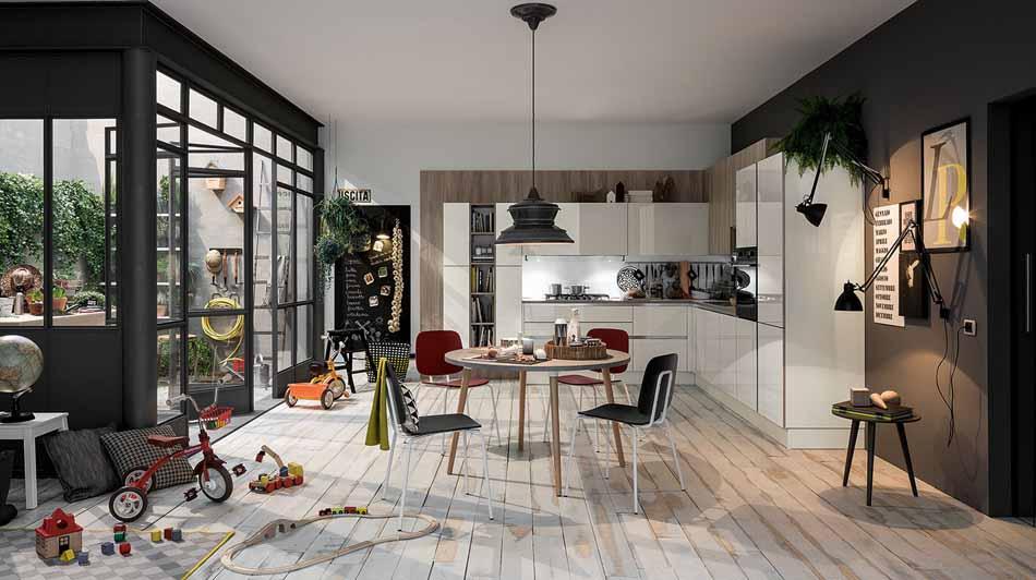 Veneta Cucine – 03 Like – Arredamenti ExpoWeb