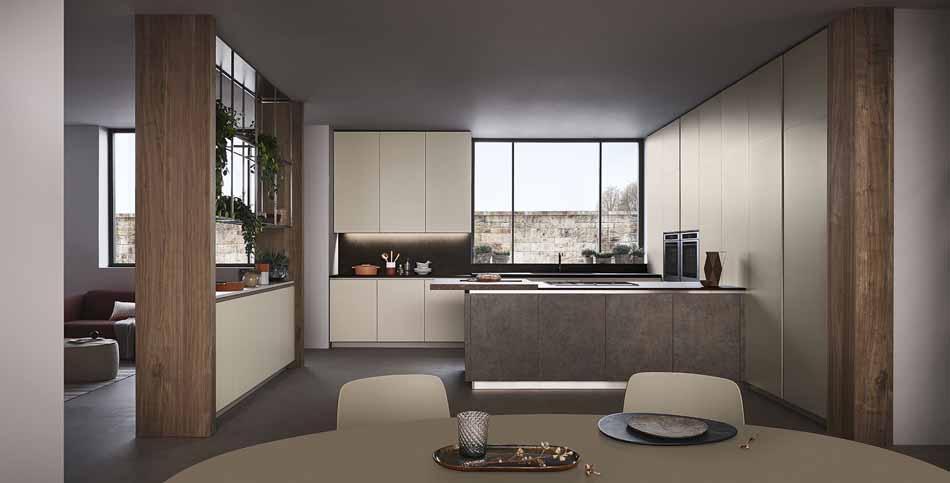 Veneta Cucine – 04 Lounge – Arredamenti ExpoWeb
