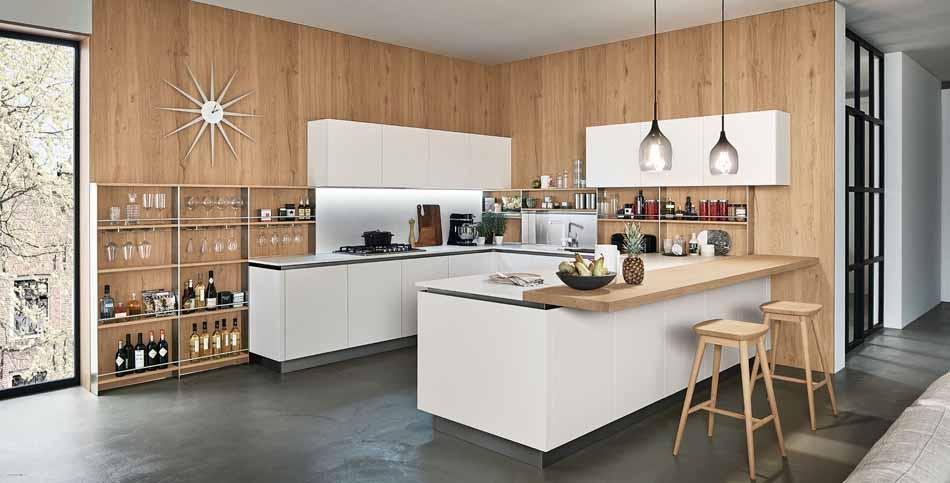 Veneta Cucine – 04 Oyster – Arredamenti ExpoWeb
