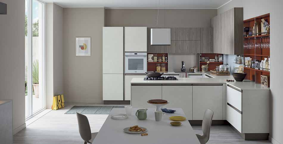 Veneta Cucine – 04 Start Time – Arredamenti ExpoWeb