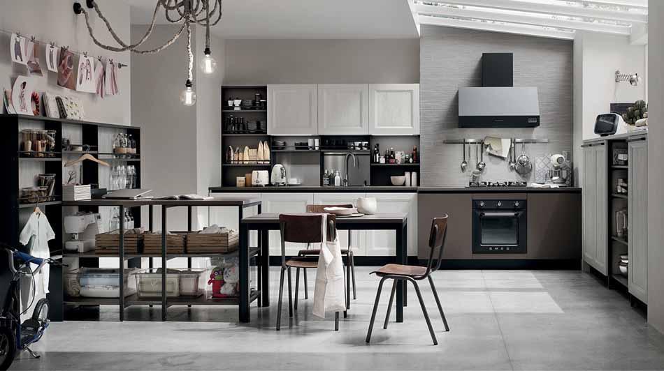 Veneta Cucine – 06 Start Time – Arredamenti ExpoWeb