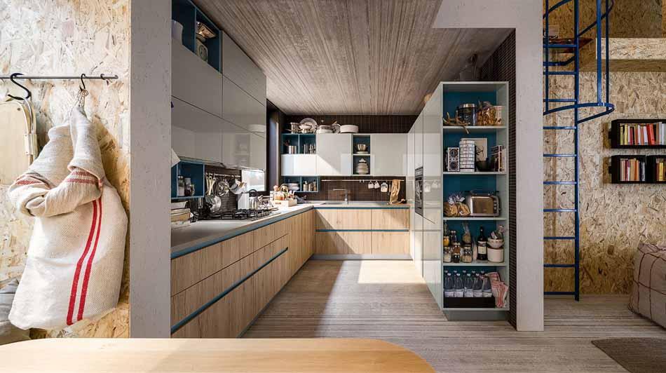 Veneta Cucine – 07 Start Time – Arredamenti ExpoWeb