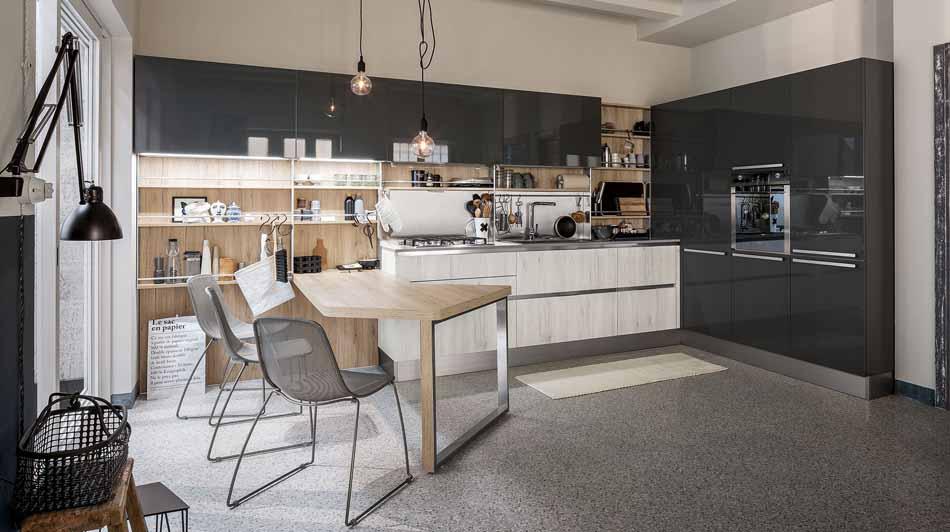 Veneta Cucine – 11 Start Time – Arredamenti ExpoWeb