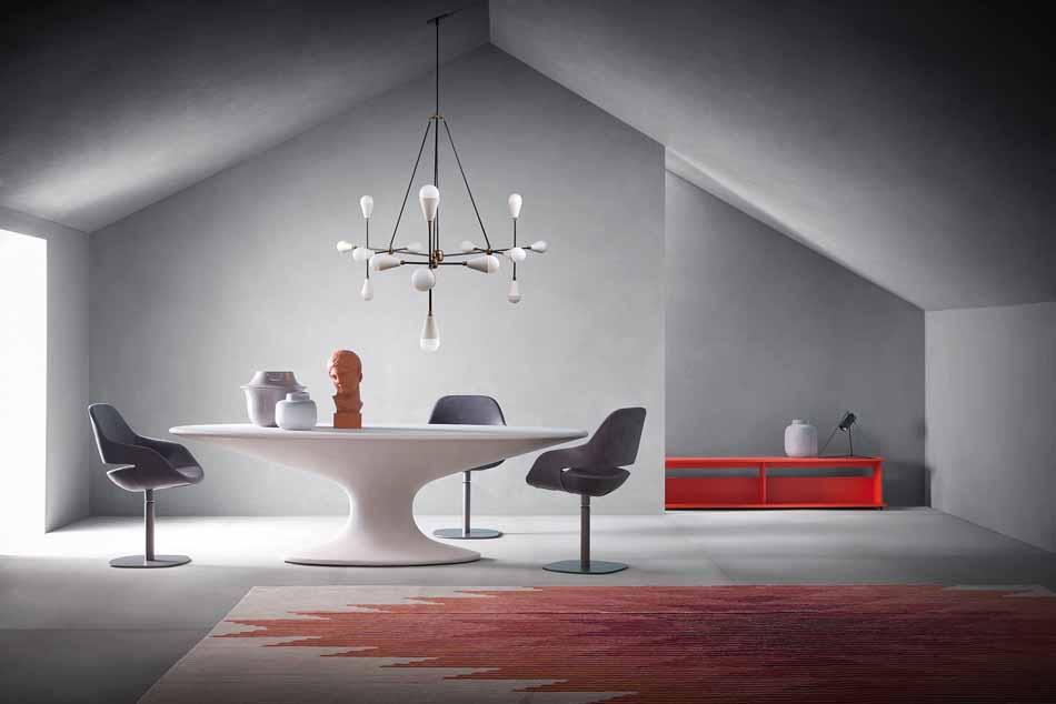 Zanotta Tavoli Design 01 Fenice – Arredamenti Expo Web