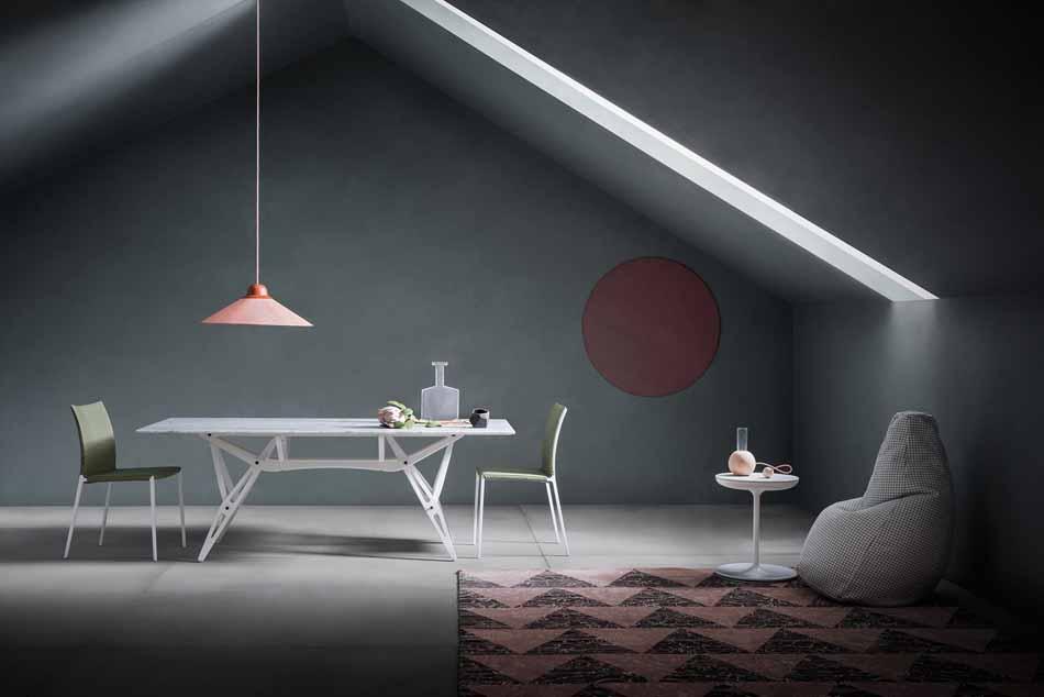 Zanotta Tavoli Design 01 Reale – Arredamenti Expo Web